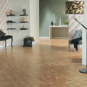 Classic n°2 Satin French Oak Carmen Marquetry