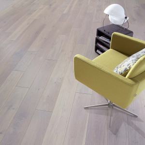 Zenitude White oil French Oak Diva 184 Wood Floor