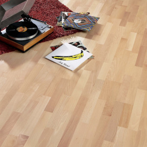 Satin Beech Orféo 139 Wood Flooring