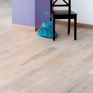 Salvagio White oil French Oak Diva 139 Wood Floor