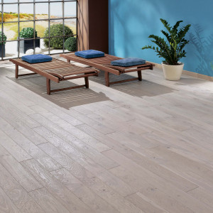 Zenitude Grey oil French oak Diva 139 Wood Floor