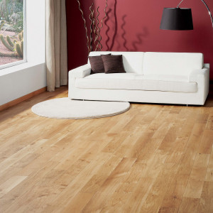 Authentic Topaze French Oak Sonate 90 Solid Wood Floor