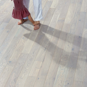 Zenitude Grey oil French Oak Sonate 140 Solid Wood Floor