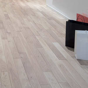 Zenitude Linen French Oak Sonate 140 Solid Wood Floor