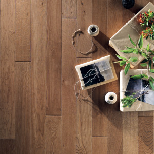 Authentic Cuir French Oak Diva 90 Wood Flooring