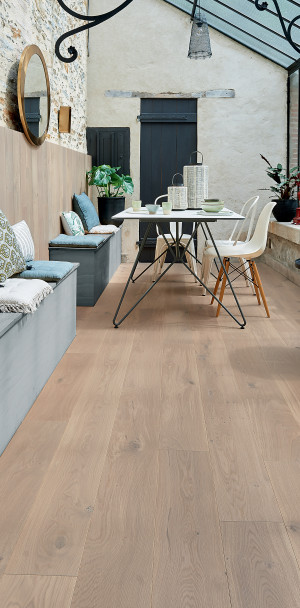 Zenitude Rafia French Oak Diva 184 Wood Floor