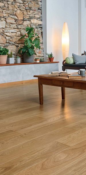 Classic Satin French Oak Diva 184 Wood Floor