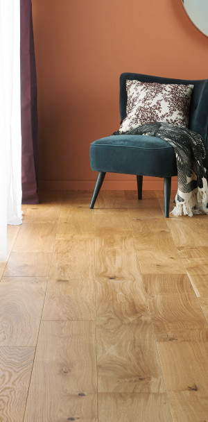 Zenitude Natural oil French Oak Diva 184 Wood Floor