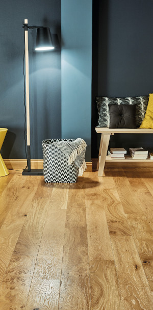 Mix Opale French Oak Single Plank 139 Wood Flooring