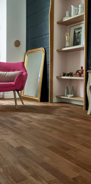Salvagio Cuir French Oak Orféo 139 Wood Floor
