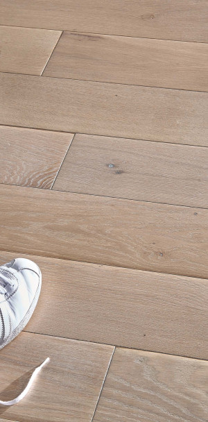 Authentic Tufeau French Oak Diva 139 Wood Floor