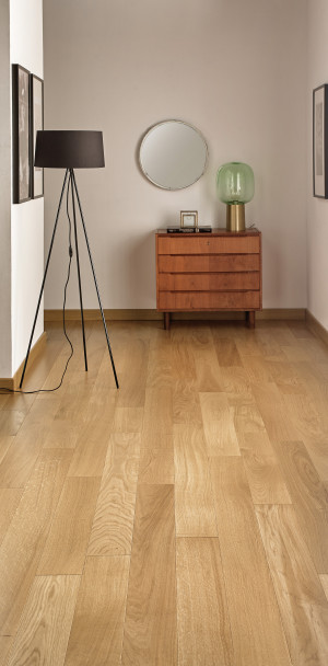 Classic Satin French Oak Diva 139 Wood Floor