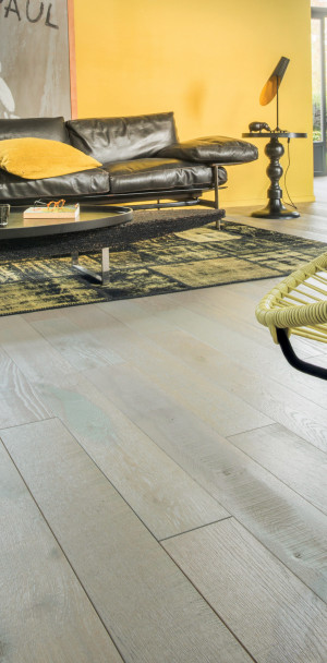 Salvagio Grey oil French Oak Diva 139 Wood Floor