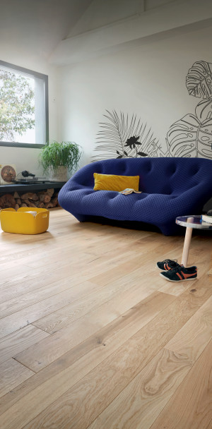 Zenitude Bois flotté French Oak Diva 139 Wood Floor