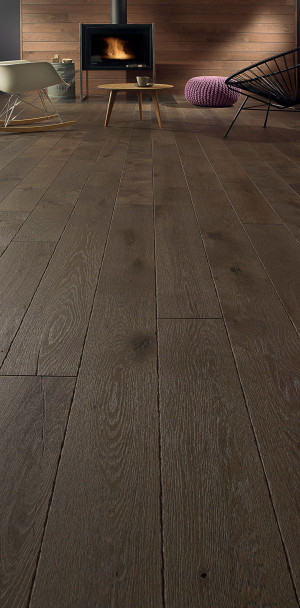 Origine Tourbe French Oak Sonate 140 Solid Wood Floor