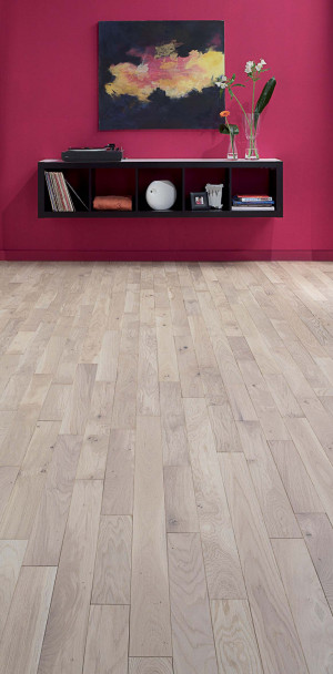 Zenitude Linen French Oak Sonate 90 Solid Wood Floor