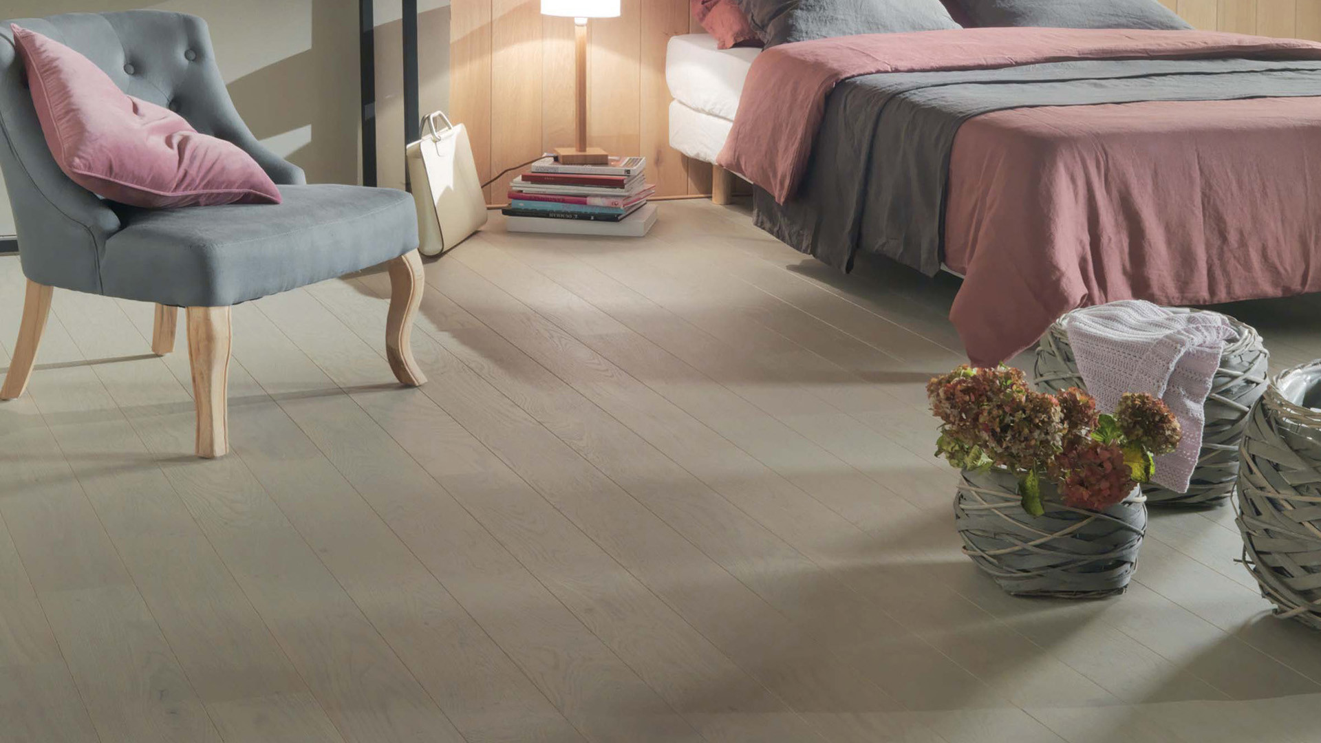 Parquet en Chêne Tradition Perline 12 mm