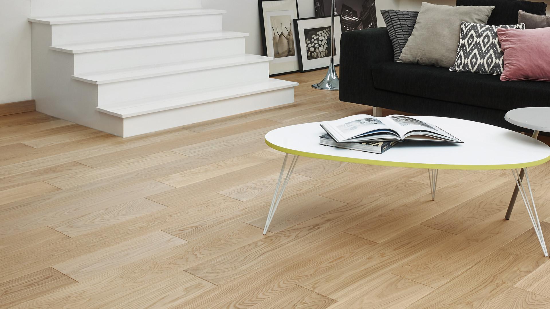 Floor French oak Classic Bois flotté Diva 184