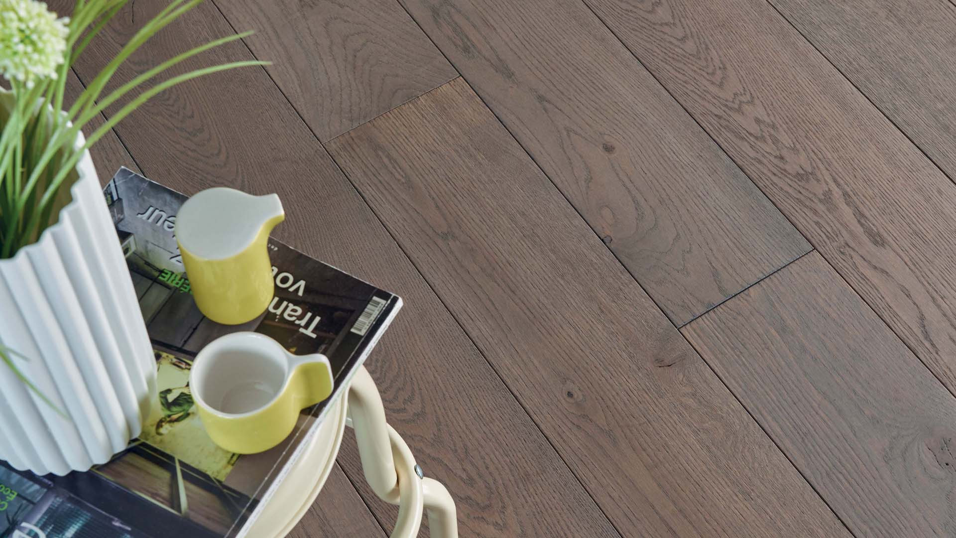 Parquet en French oak Zenitude Topia 14 mm