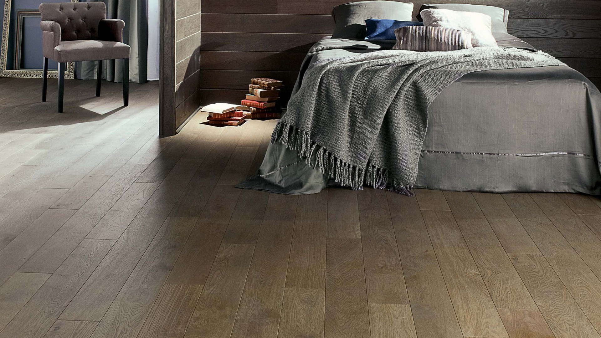 Parquet en French oak Zenitude Habano 12 mm