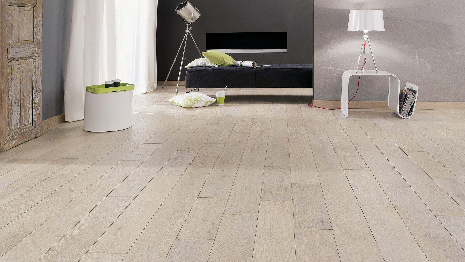 Parquet ch ne authentique saphir sonate 140 - Parket massief cuisine ...