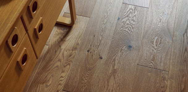 Authentic Cuir French Oak Diva 139 Wood Flooring