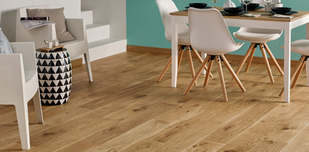 Mix Topaze French Oak Single Plank 184 Wood Flooring