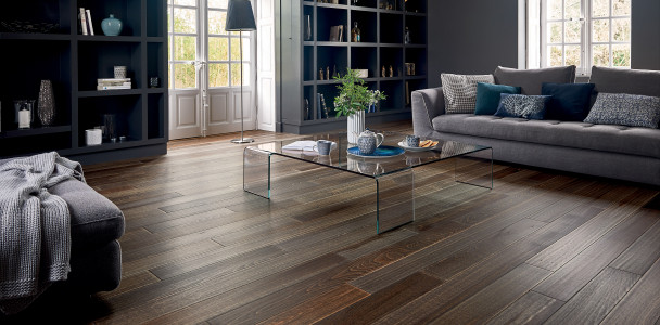 Cuivre Flamed Beech Diva 139 Wood floor
