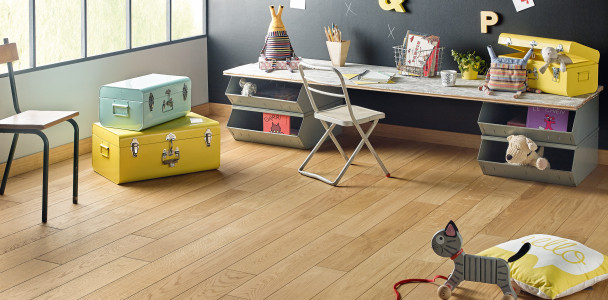 Classic Topaze French Oak Diva 139 Wood Floor