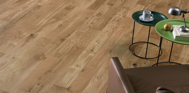Zenitude Natural oil French Oak Diva 139 Wood Floor