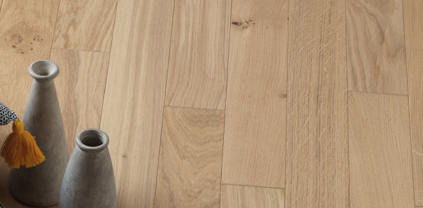 Zenitude Bois flotté French Oak Sonate 90 Wood Floor