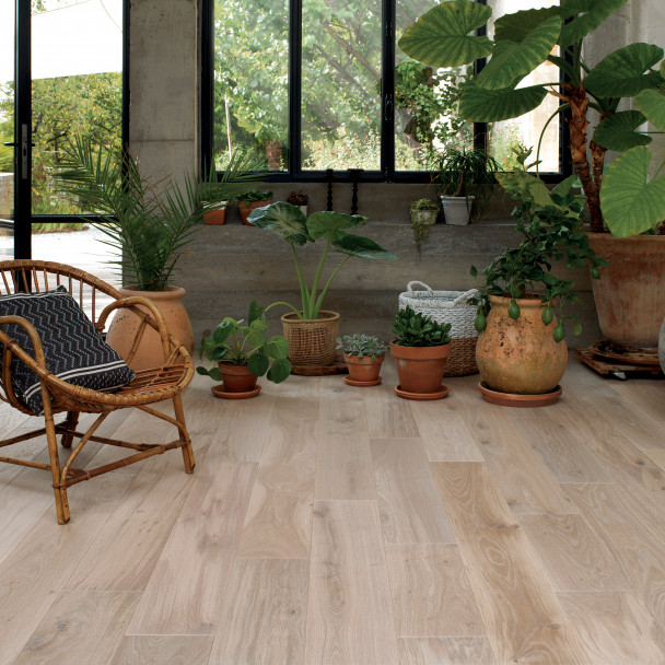 Zenitude Tufeau French Oak Diva 184 Wood Floor
