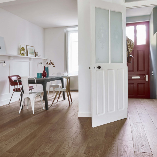 Authentic Cuir French Oak Diva 184 Wood Floor