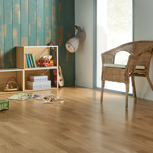 Prima Satin French Oak Orféo 139 Wood Flooring