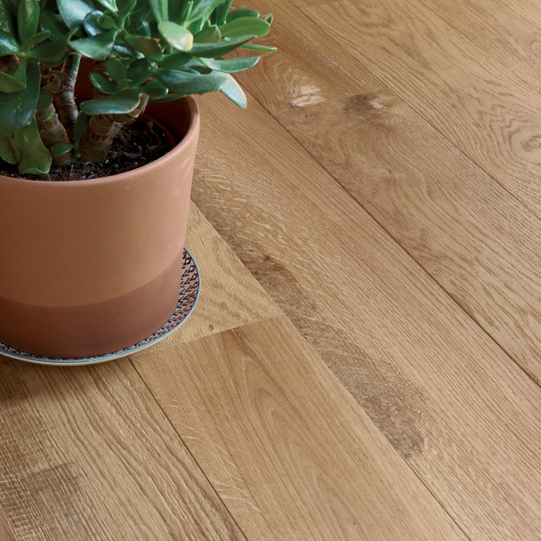 Salvagio Natural oil French Oak Diva 139 Wood Floor