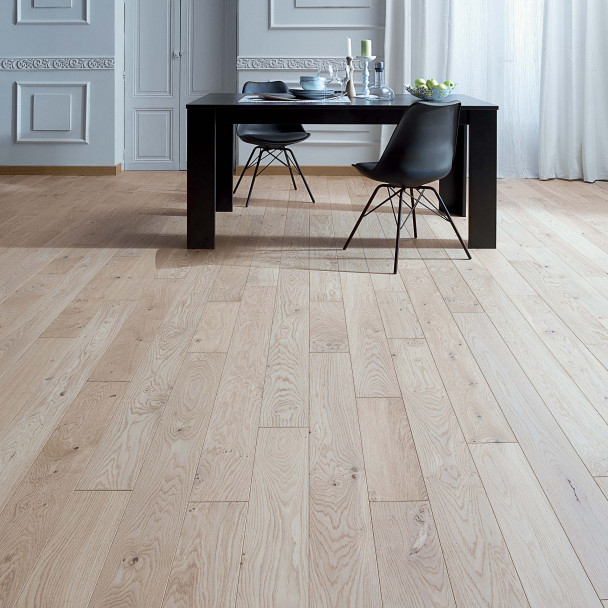 Authentic Linen French Oak Diva 139 Wood Floor