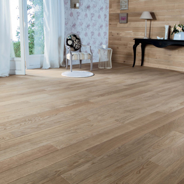 Classic Bois flotté French Oak Diva 139 Wood Floor