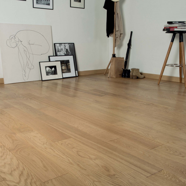Classic Opale French Oak Diva 139 Wood Floor