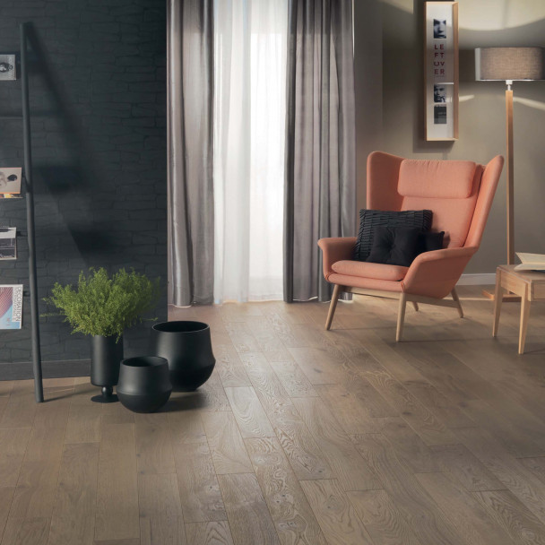 Zenitude Rafia French Oak Diva 139 Wood Floor