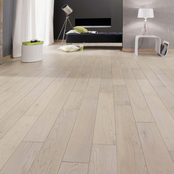 Authentic Saphir French Oak Sonate 140 Solid Wood Floor