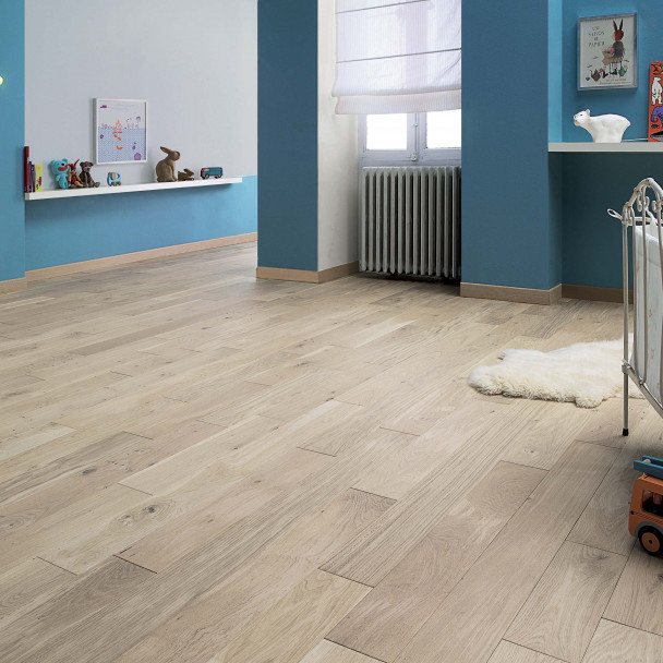 Zenitude Bois flotté French Oak Sonate 140 Solid Wood Floor