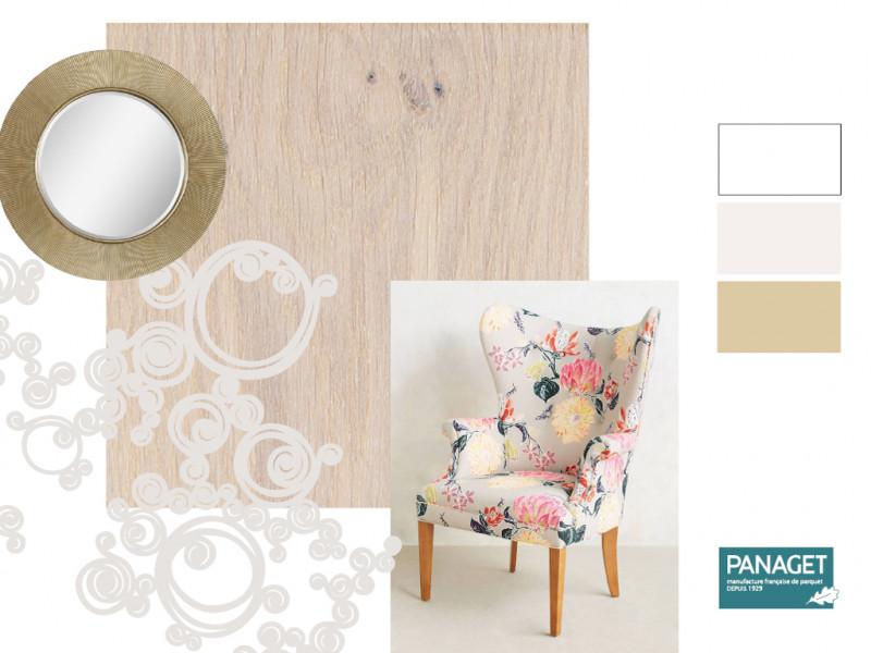 parquet ch ne salvagio huile blanche orf o 139 parquet contrecoll. Black Bedroom Furniture Sets. Home Design Ideas