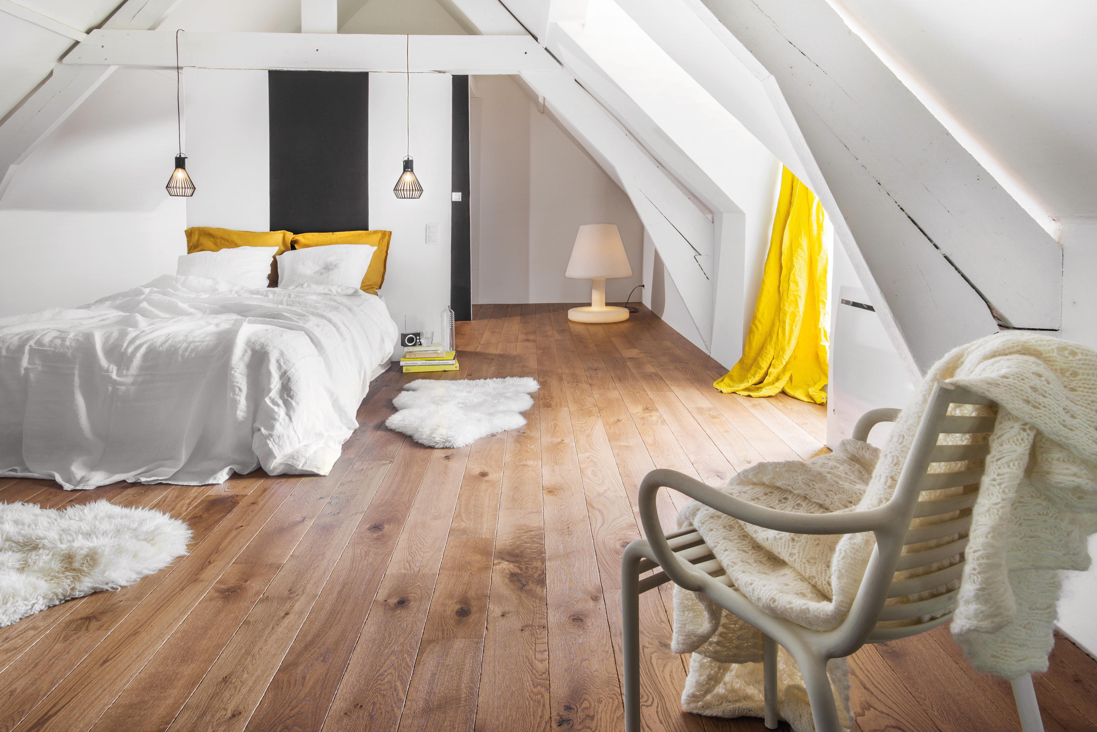 nouvelle finition cuir pour des effets de sols garantis. Black Bedroom Furniture Sets. Home Design Ideas