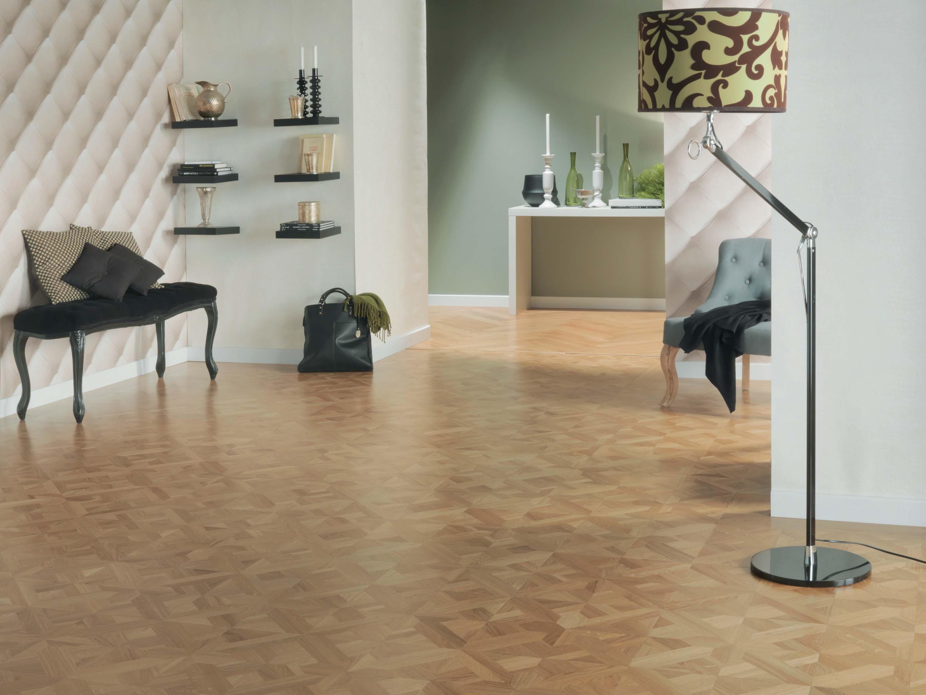 Panaget floor french oak classic n°2 satin carmen - engineered wood floor